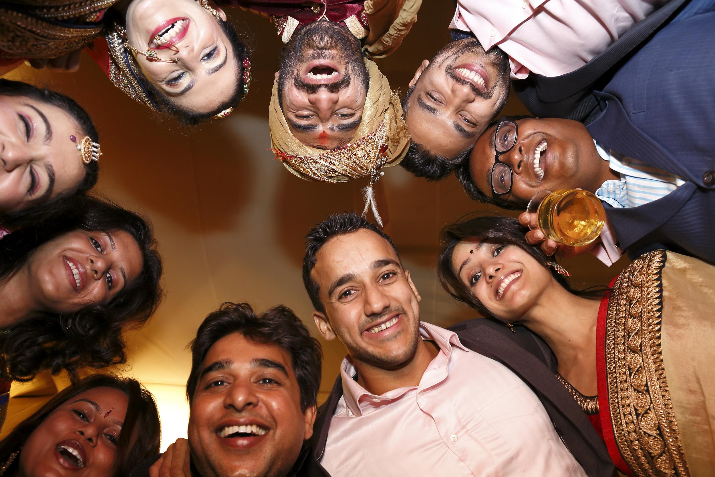 candid wedding photographers -23 India