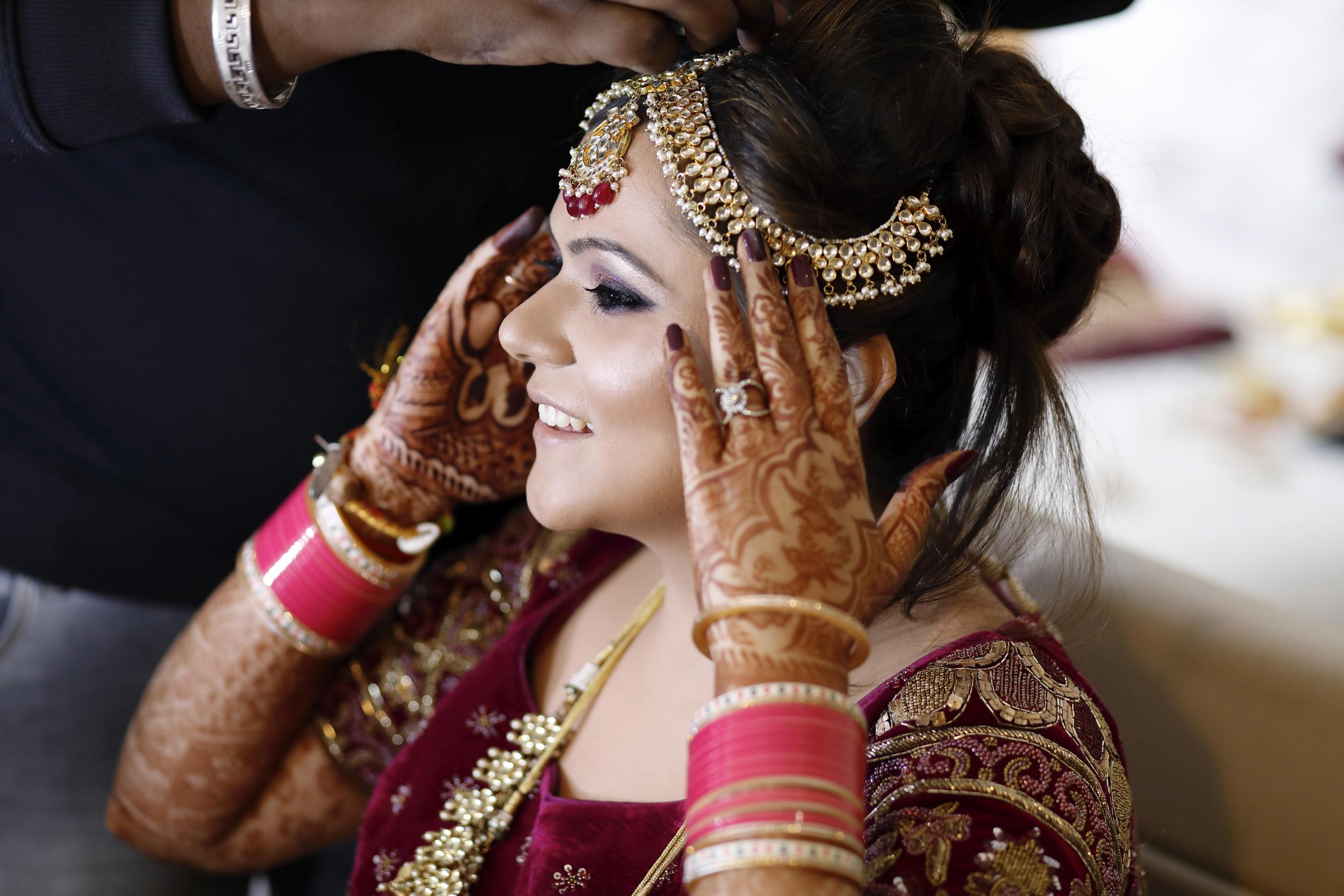 Candid wedding photographersC69A0557 Delhi