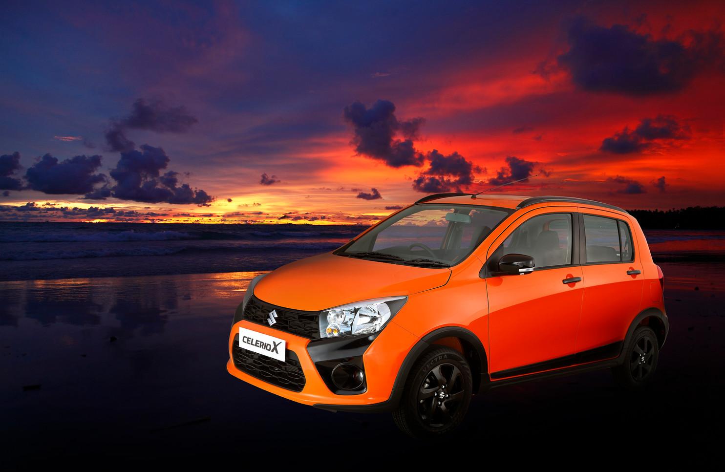 Advertising automobile photography marut