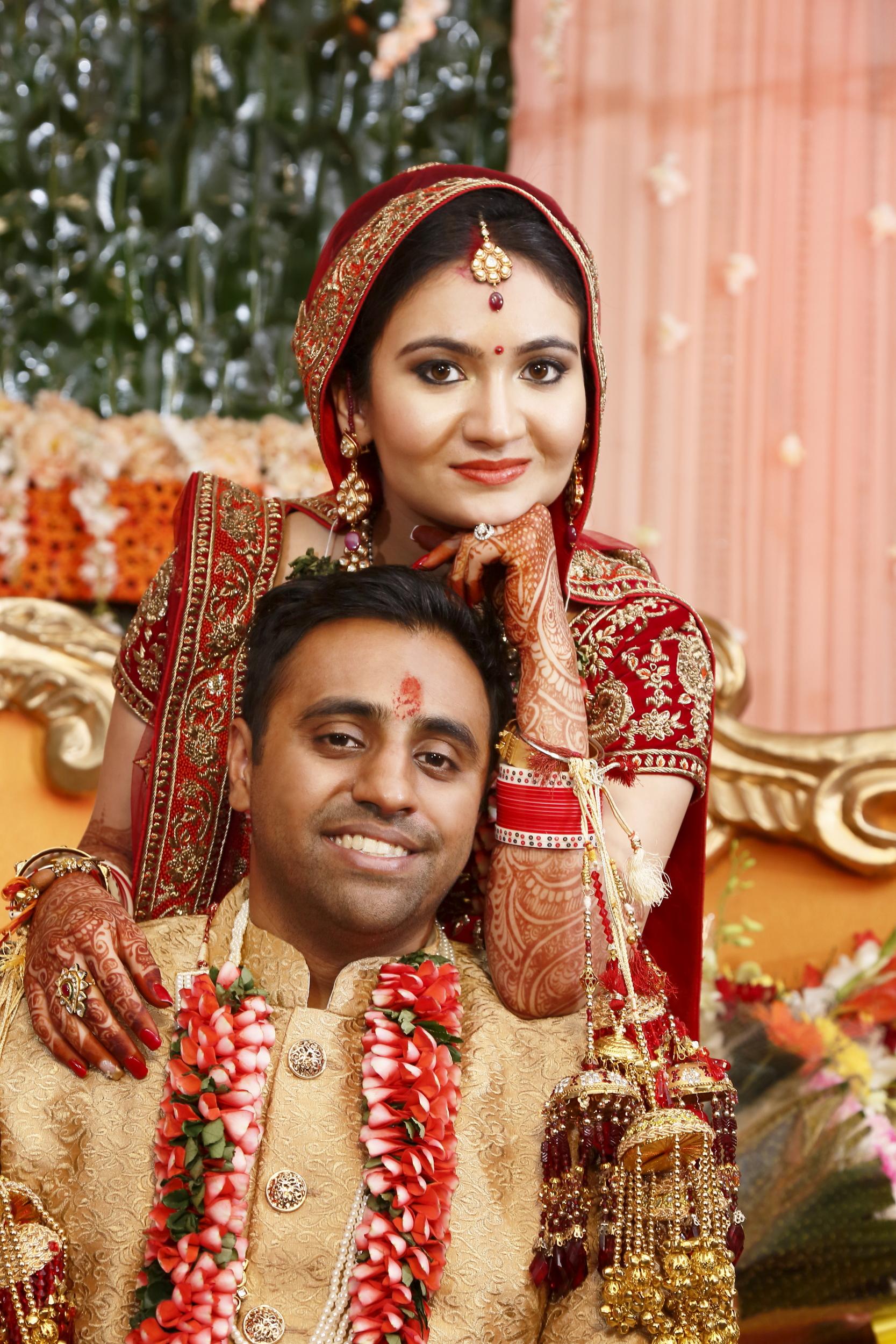 Top wedding photographers of Delhi
