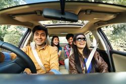 Bla Bla car share ride