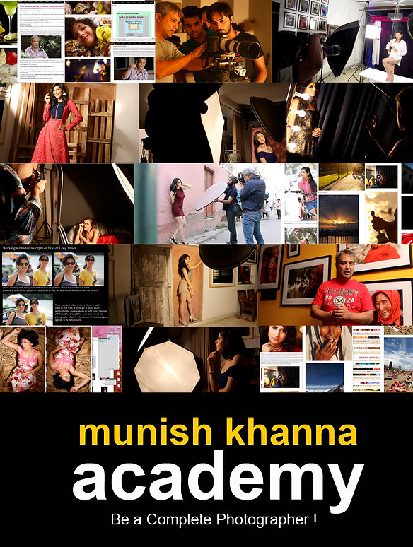 Best photgraphy courses in Delhi. learn Photography at MunishKhanna academy.