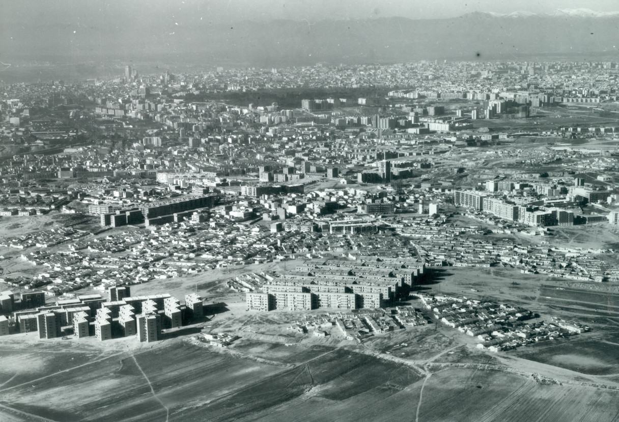 La expansión de Vallecas.