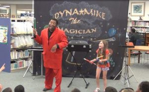 Magician Dynamike