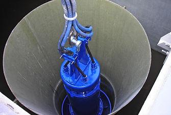Submersas - Trituradora