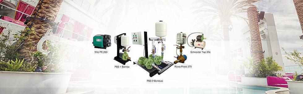 Pressurizadores - Pressostato