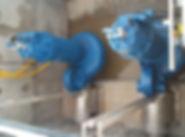 Submersas - Esgoto