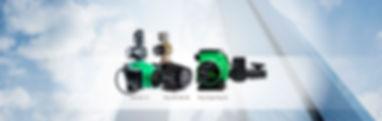 Pressurizadores - Fluxostato