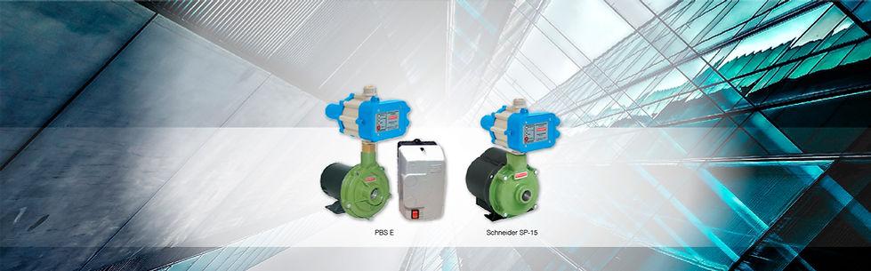 Pressurizadores - Eletrônico