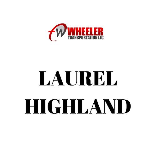 LAUREL HIGHLAND