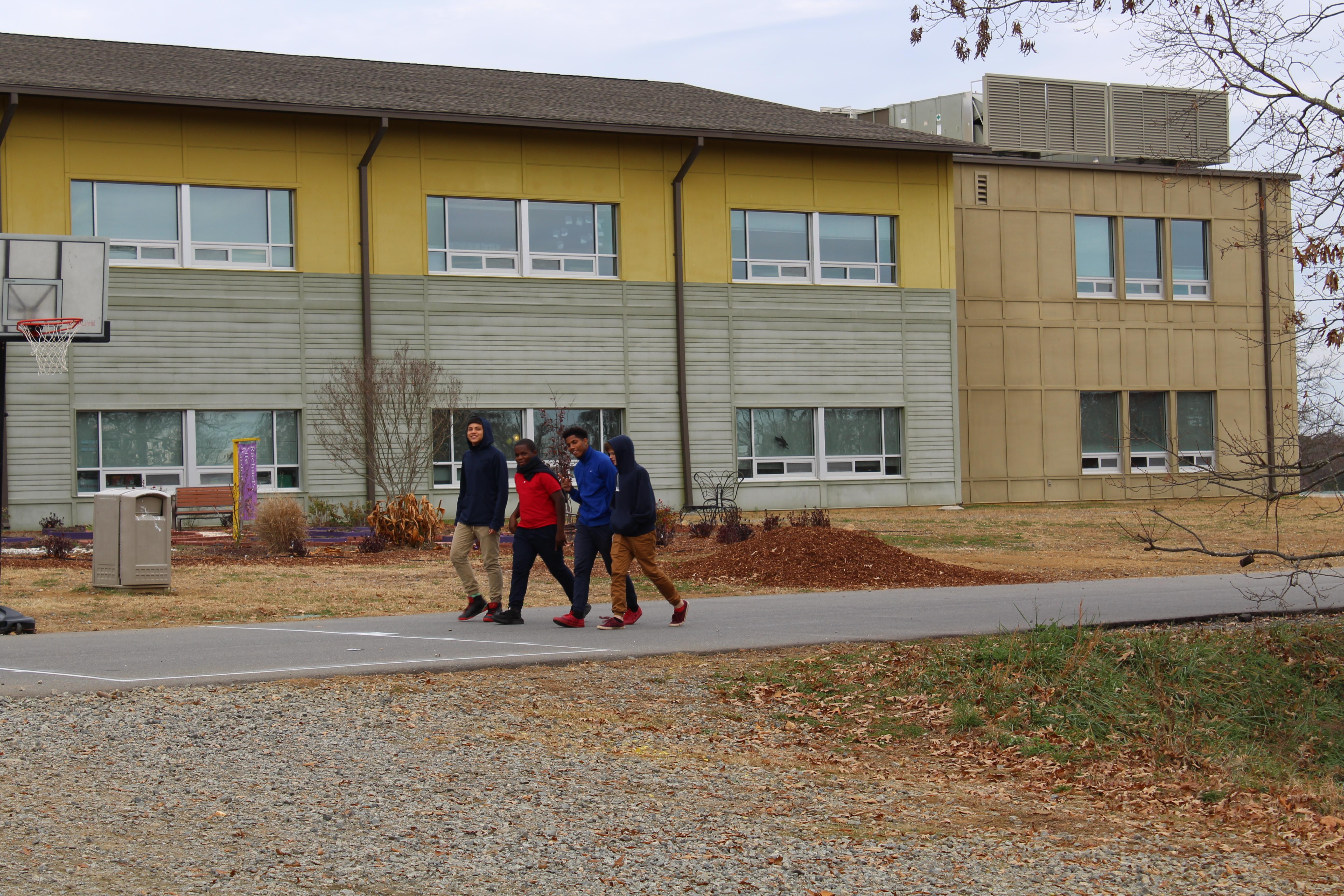 HS Group Walking
