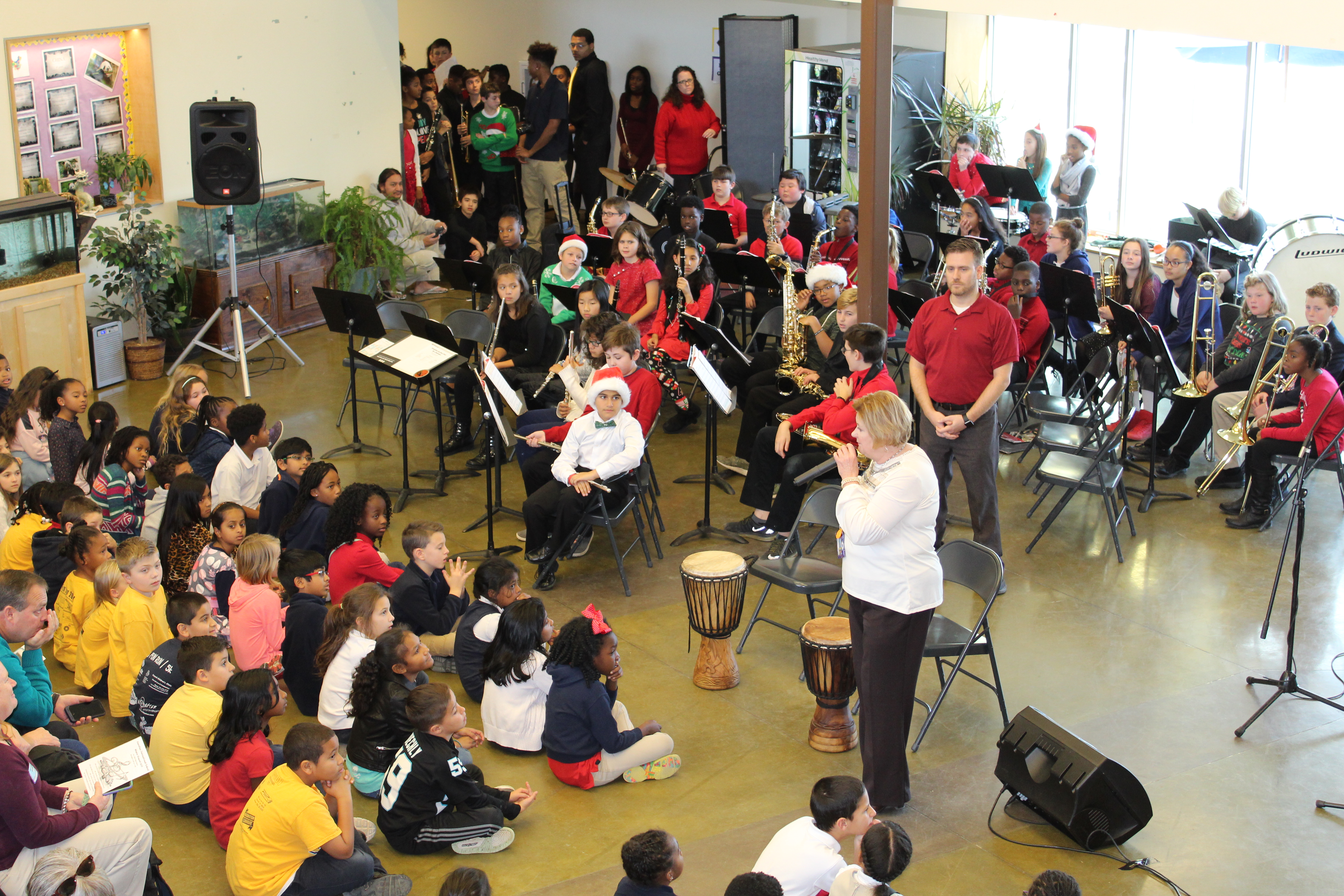 Band Chorus Concert 2