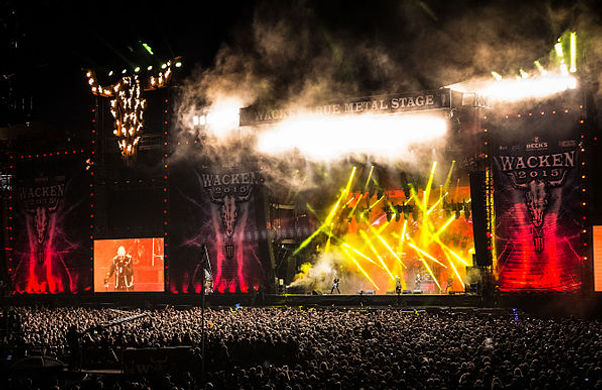 Concerts, big events, open air. PA wireless solutions. Innovation. No latency wireless. Solutions on demand.