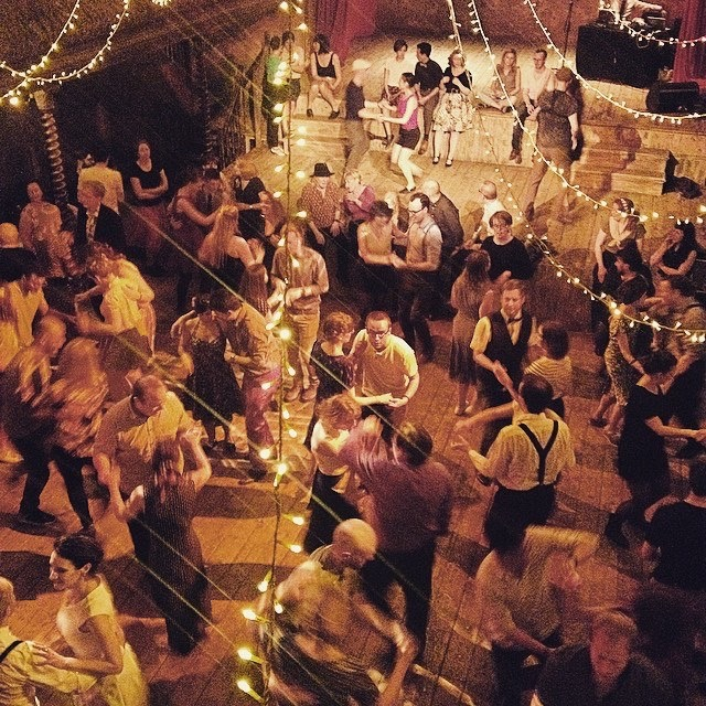 Swing Nights at Wiltons Music Hall