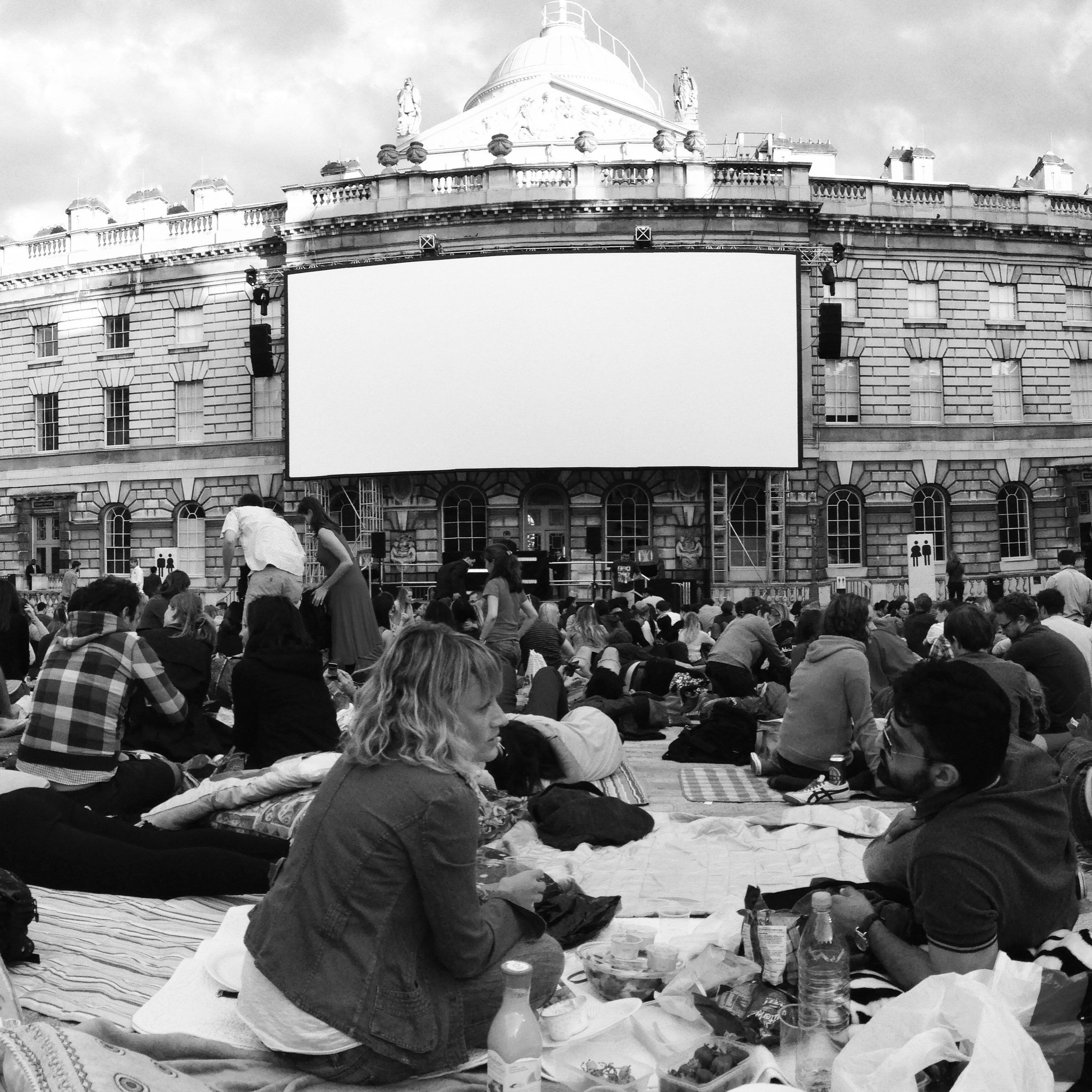 Somerset House Summer Screens