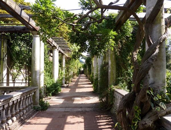 The Pergola Gardens