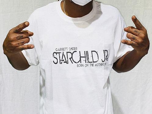 STARCHILD JR Short Sleeve White T-shirt