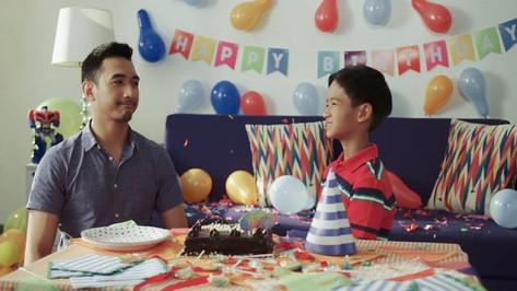 Lazada Surprise: Birthday