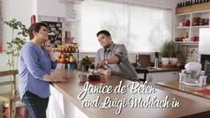 Mama Sita's Pamanang Sarap: Janice De Belen & Luigi Mulach