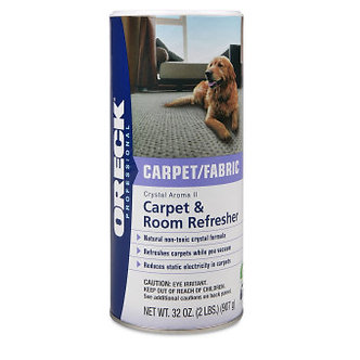 CRYSTAL AROMA II CARPET AND ROOM FRESHENER