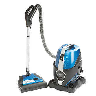 Sirena Vacuum with Water Filtration
