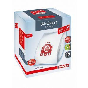 Miele FJM XL Pack AirClean 3D Vacuum Bags