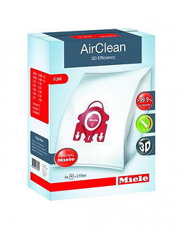 AirClean 3D Efficiency FilterBag Type FJM