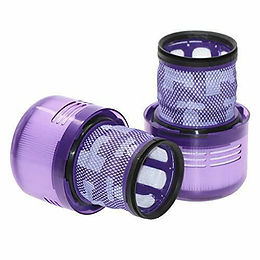 2 Pack Filters Replacement for Dyson Cordless Vacuum V11, V11 Torque Drive And V
