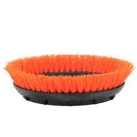 Orange Scrub Brush