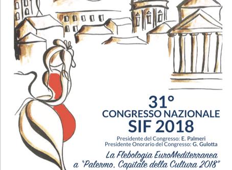 La Dr.ssa Raco relatrice al Congresso Nazionale SIF