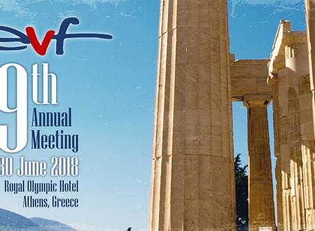La Dr.ssa Lucia Raco invitata al European Venous Forum di Atene
