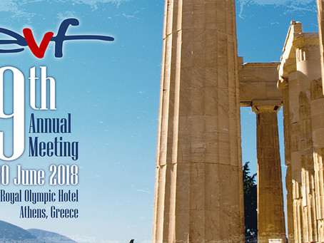 La Dr.ssa Lucia Raco invitata al European Venous Forum di Atene