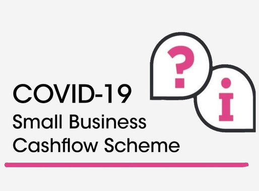 Small Business Cashflow (loan) Scheme