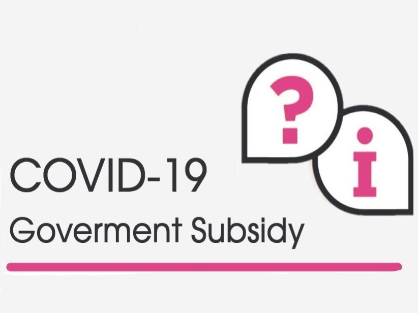 government subsidy covid-19 information questions