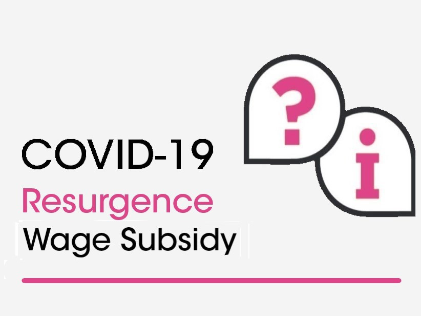 Wage Subsidy Covid19 Question Information