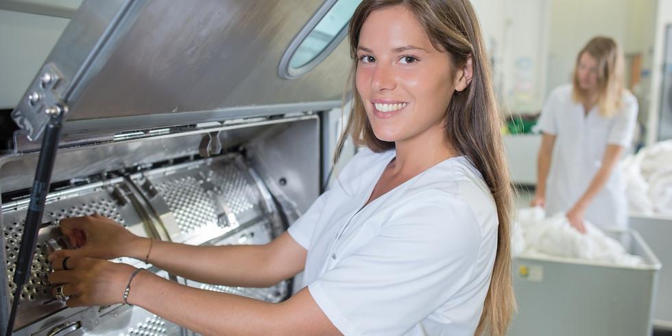 Hygienebeauftragte/r in Wäschereien (Folgekurs)