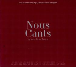 NOUS CANTS, Ignacio Ribas 2