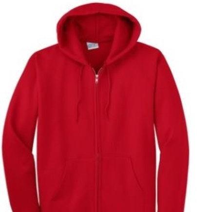 Sweatshirt Full-Zip Hoodie