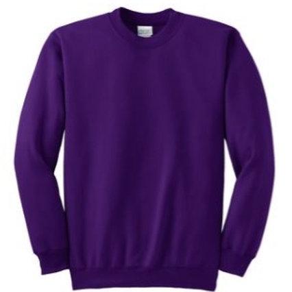 Sweatshirt Crew-Neck Pullover