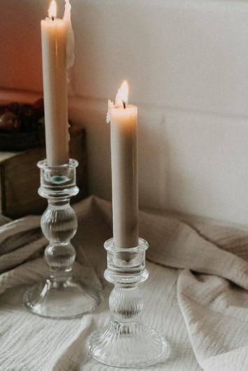 Kerzenständer Anna klein und groß
