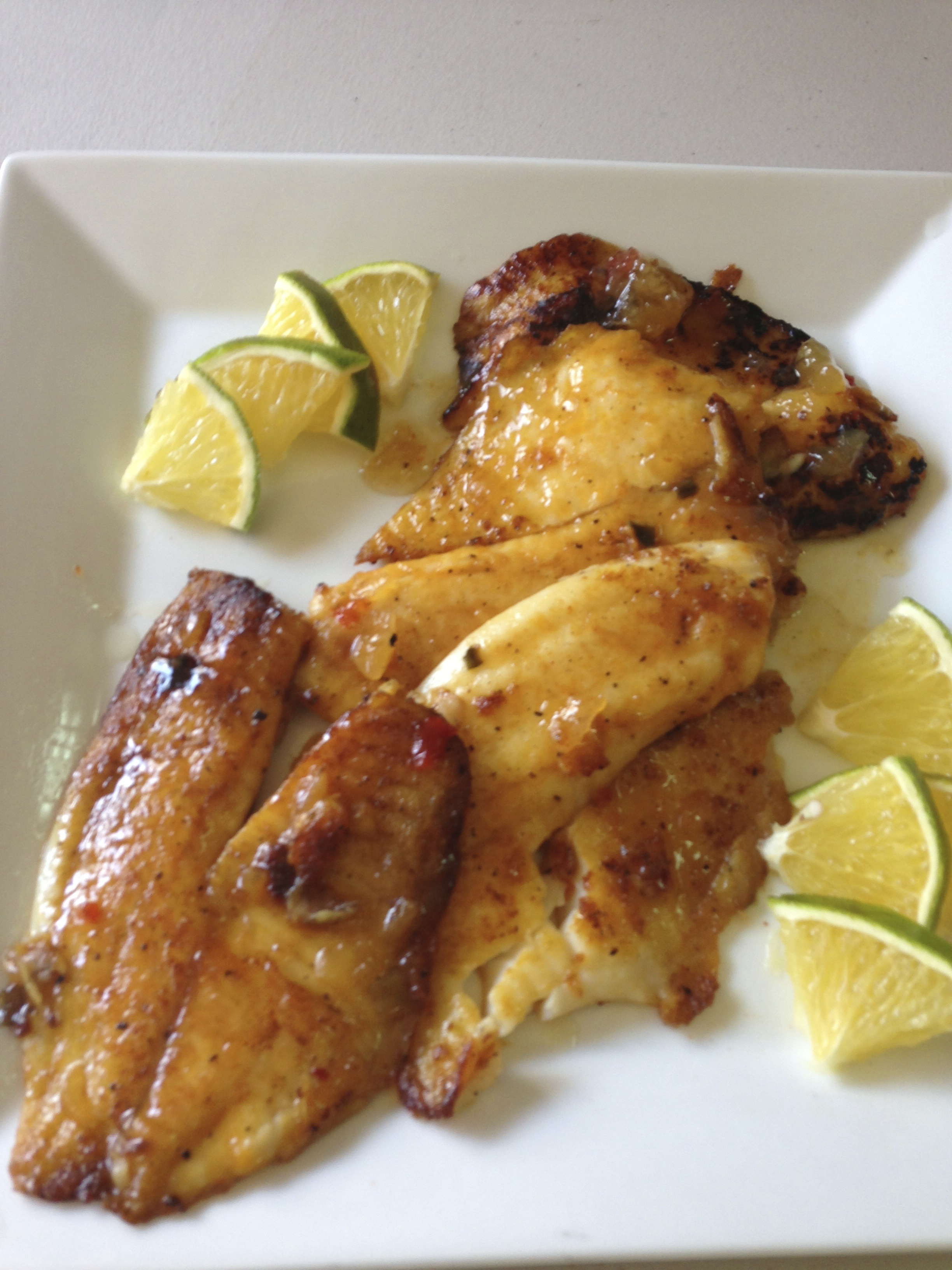 TILAPIA WITH JABANERO PINEAPPLE GLAZE.jpg