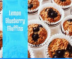 Lemon Bueberry Muffins