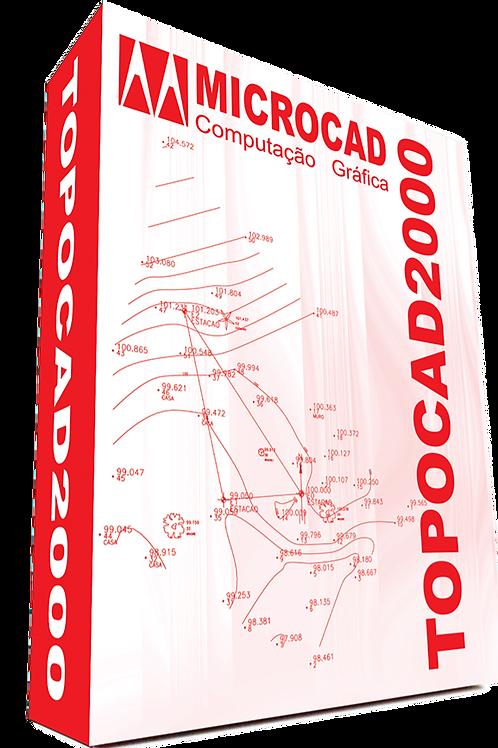 TOPOCAD2000 V13-V15