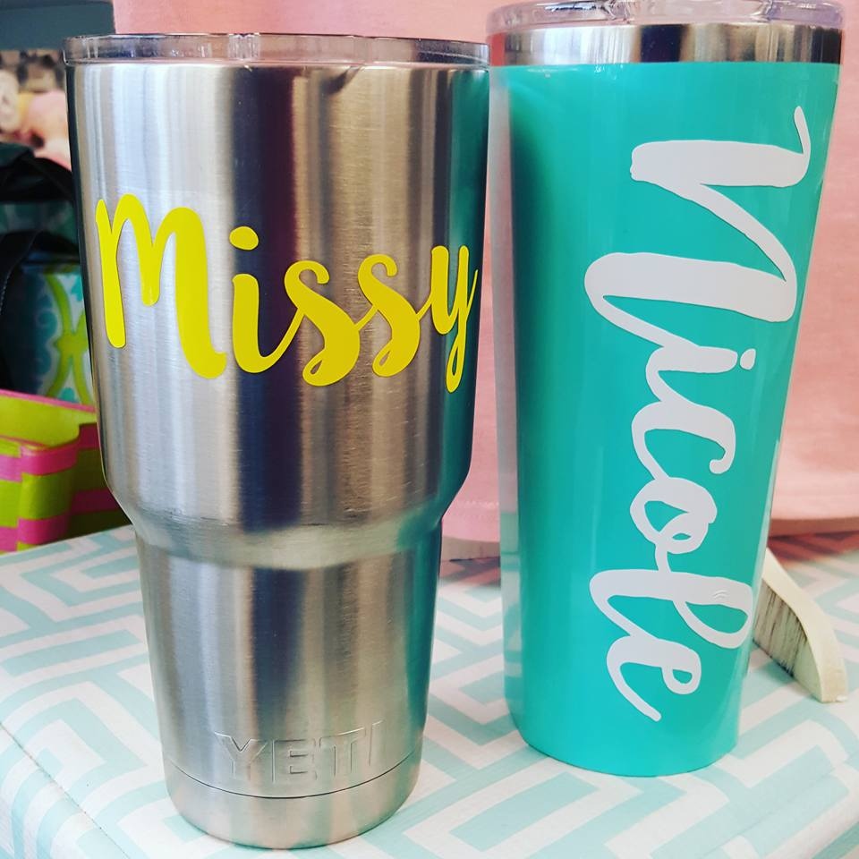 Corkcicle Monogram Thrifty MedPlus