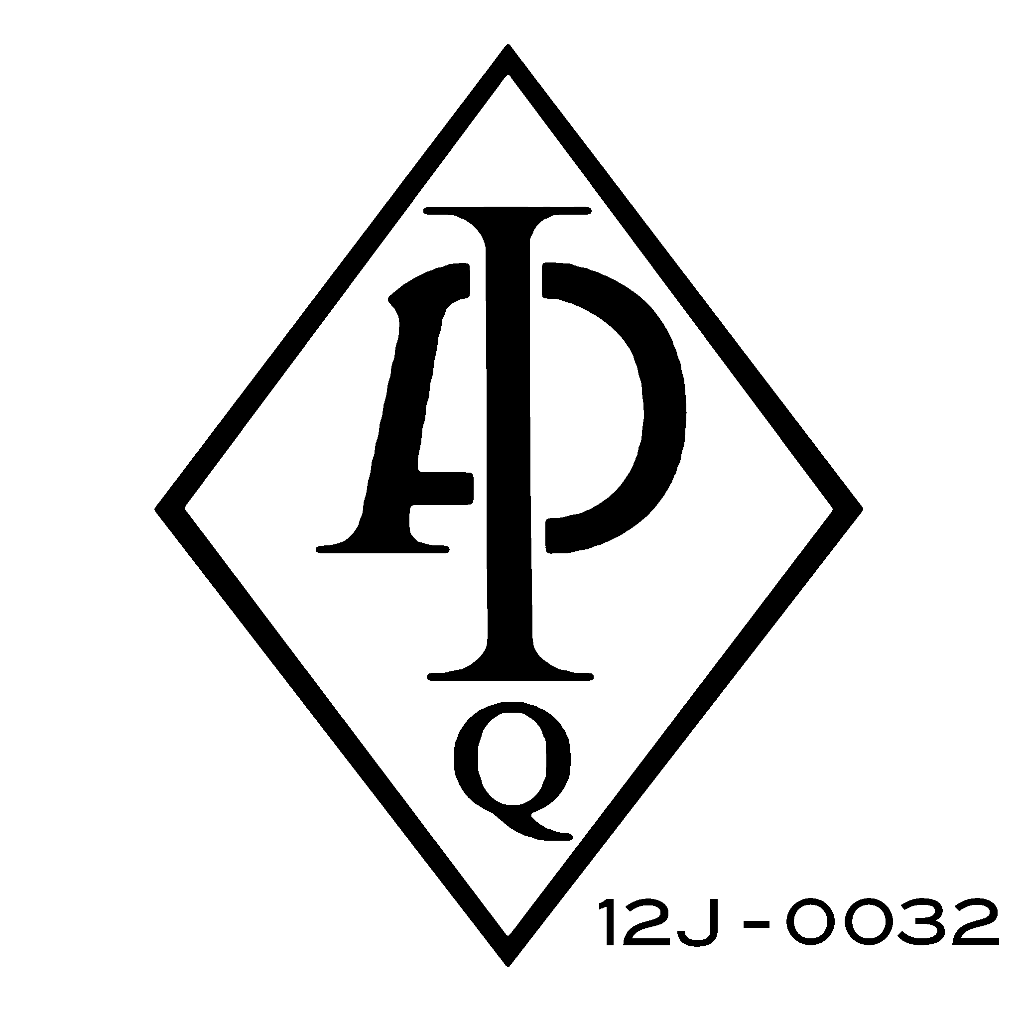 API 12J-0032