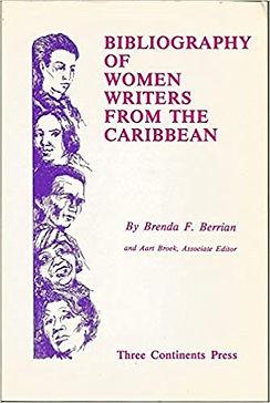 Bibliography of Women Writers Caribbean.