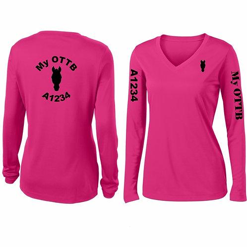 My OTTB Brag Schooling Shirt