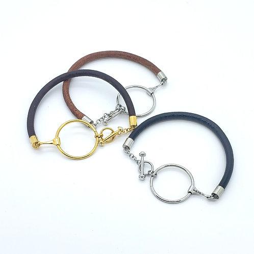 Loose RIng Toggle Bracelet