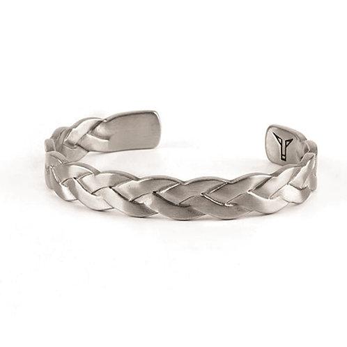 Braided Metal Cuff