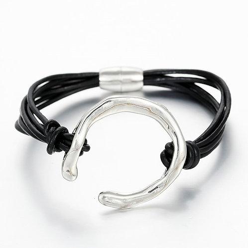 Mod Horseshoe Bracelet